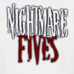 NightmareFives - Men's Tall T-Shirt