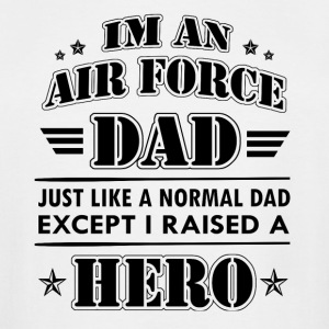 Airforce Dad - Men's Tall T-Shirt