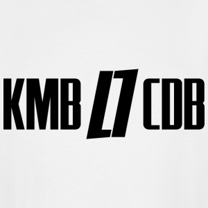 KMB-CDB Full Logo - Men's Tall T-Shirt