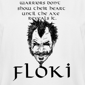 Vikings - Floki - Men's Tall T-Shirt