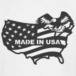 Made In Usa - Men's Tall T-Shirt