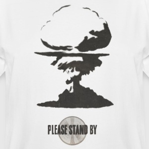 Stand by - Men's Tall T-Shirt