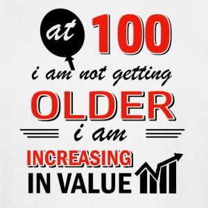 Funny 100 year old gifts - Men's Tall T-Shirt