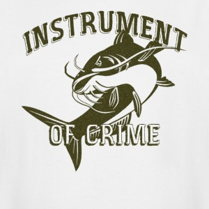 instrument of crime - Men's Tall T-Shirt