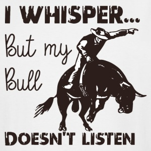 Bull | Bull Rider - Men's Tall T-Shirt