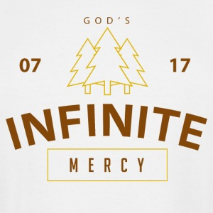 Infinite Mercy - Men's Tall T-Shirt