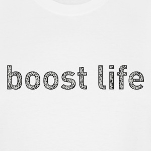 Turtle Dove Boost Life Short Sleeve T-Shirt - Men's Tall T-Shirt