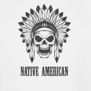 native american - Men's Tall T-Shirt