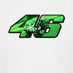 VR46 Logo - Men's Tall T-Shirt