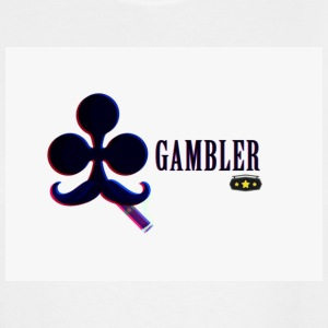 Gambler - Men's Tall T-Shirt