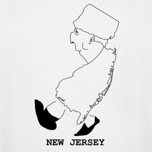 New Jersey - Men's Tall T-Shirt