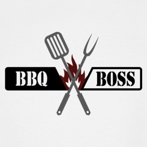 BBQ BOSS - Men's Tall T-Shirt