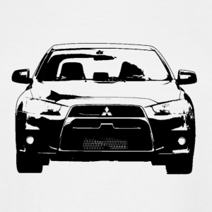 Mitsubishi Lancer - Men's Tall T-Shirt
