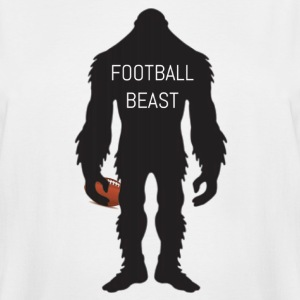 Football Beast - Men's Tall T-Shirt