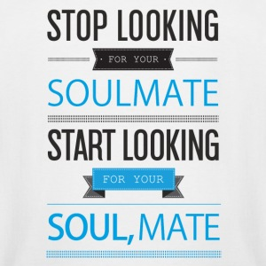 Soulmate - Men's Tall T-Shirt