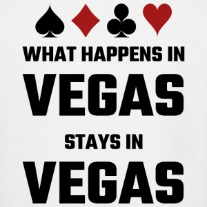 Vegas - What Happens In Vegas Stays In Vegas - Men's Tall T-Shirt