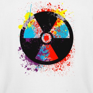Radiation - Color Radiation - Men's Tall T-Shirt