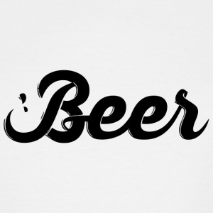Beer - Beer - Men's Tall T-Shirt