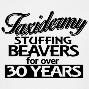 Taxidermy - taxidermy stuffing beavers for over - Men's Tall T-Shirt