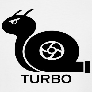 Turbo Snail - Turbo Snail - Men's Tall T-Shirt
