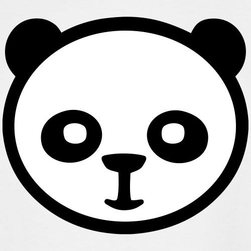 Panda bear, Big panda, Giant panda, Bamboo bear - Men's Tall T-Shirt