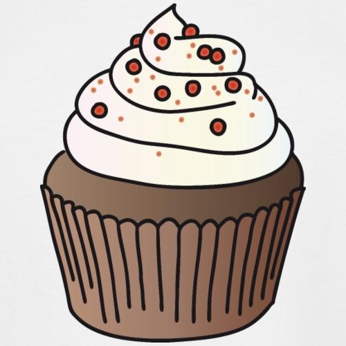 Cupcake - Men's Tall T-Shirt