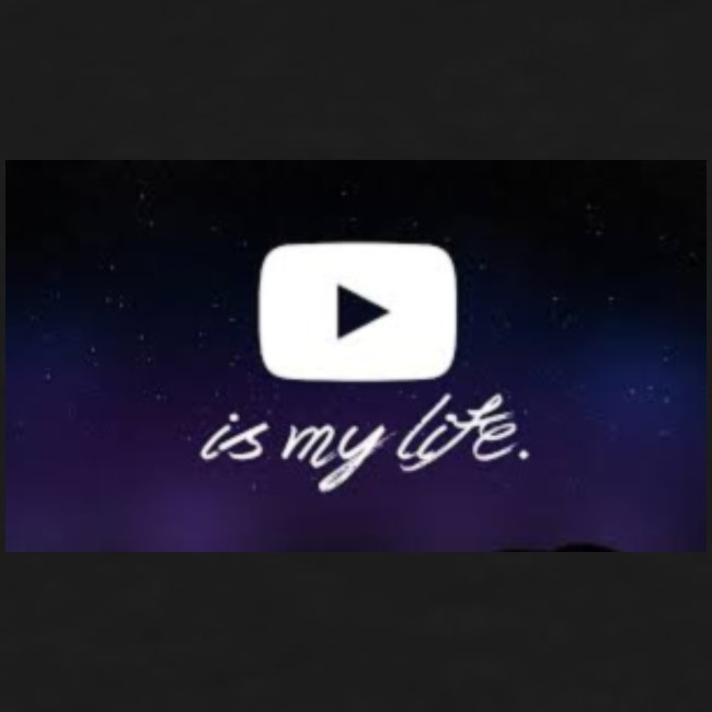 my life is youtube poster