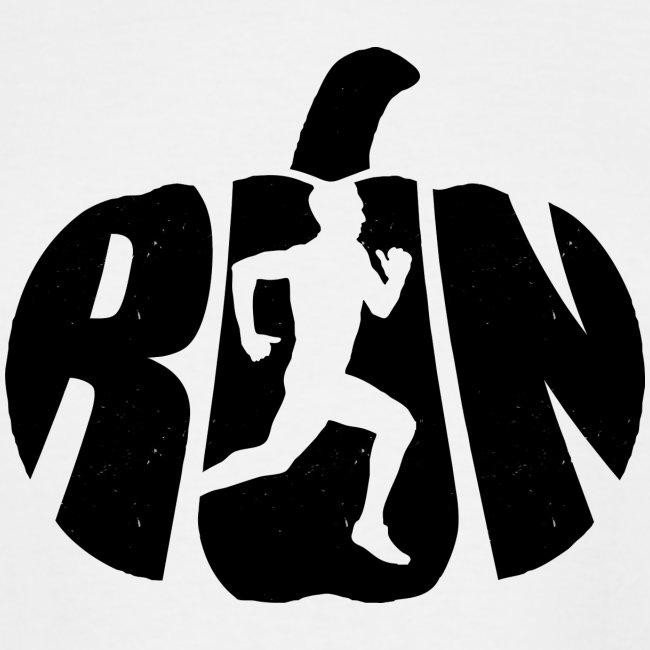 Halloween Running Pumpkin