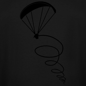thermik paragliding - Men's Tall T-Shirt