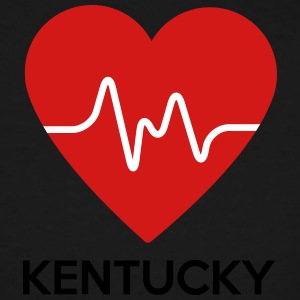 Heart Kentucky - Men's Tall T-Shirt