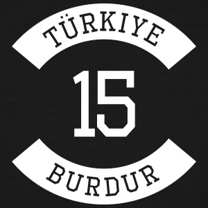 turkiye 15 - Men's Tall T-Shirt