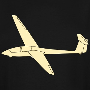 Alexander Schleicher Ask21 glider - Men's Tall T-Shirt