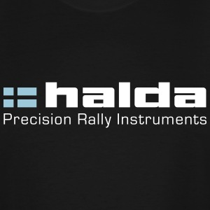 Halda Rally Instruments - Men's Tall T-Shirt