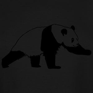 Panda - Men's Tall T-Shirt