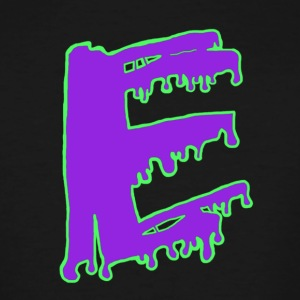 Colored Ooze Logo - Men's Tall T-Shirt