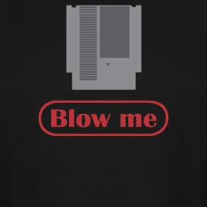 Blow Me - Men's Tall T-Shirt