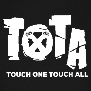 TOUCH ONE TOUCH ALL - Men's Tall T-Shirt
