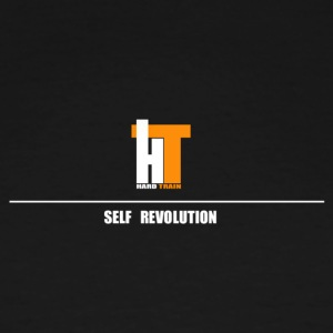 SELF REVOLUTION - Men's Tall T-Shirt