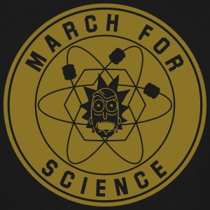 MARCH OF SCIENCE - Men's Tall T-Shirt