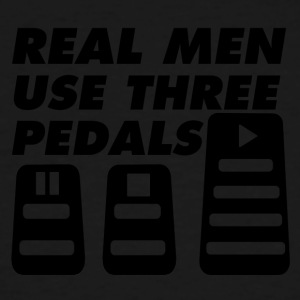 pedals - Men's Tall T-Shirt