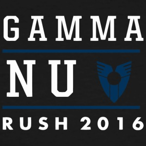 Gamma NU Rush - Men's Tall T-Shirt