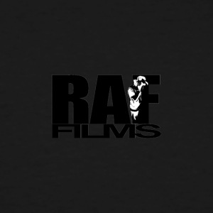 RAF-Films-logo - Men's Tall T-Shirt