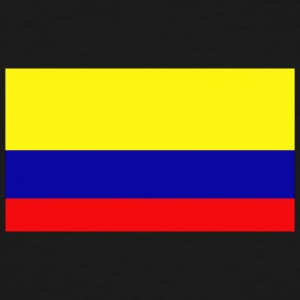 colombia flag 121244963 - Men's Tall T-Shirt