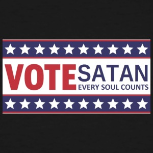 VOTE SATAN - Men's Tall T-Shirt