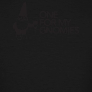 One For My Gnomies - Men's Tall T-Shirt