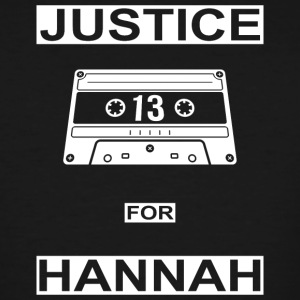 Justice for Hannah - Men's Tall T-Shirt