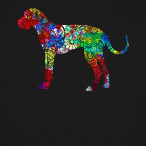 Great Dane Shirts - Men's Tall T-Shirt