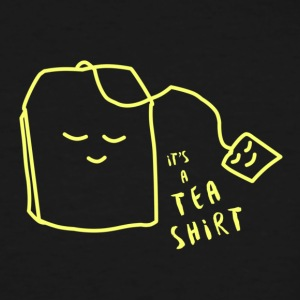 It-s_a_Tea_Shirt - Men's Tall T-Shirt