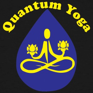 quantum yoga - Men's Tall T-Shirt