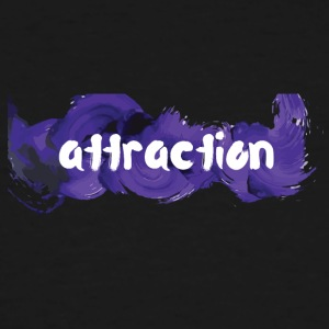 attraction - Men's Tall T-Shirt